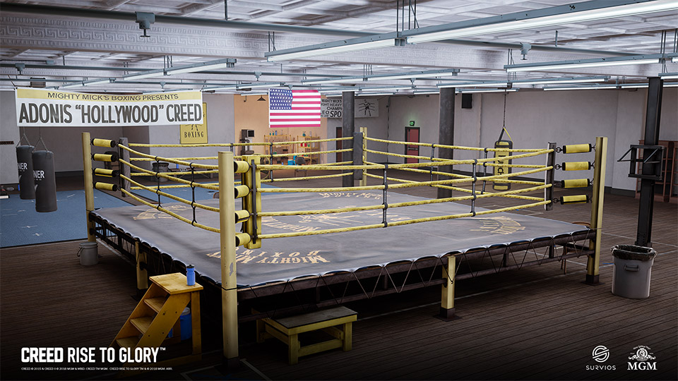 Creed Screenshot