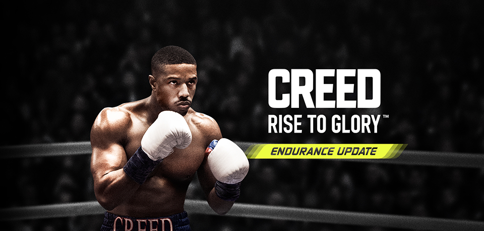 Creed Rise to Glory Endurance Update Art